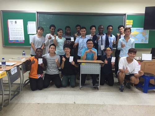 Du học sinh của ICOGroup luôn được các trường Đại học Hàn Quốc đánh giá cao