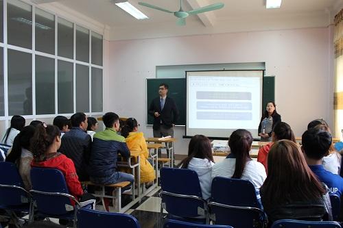 Trường Đại học Dongshin sang thăm và làm việc ...