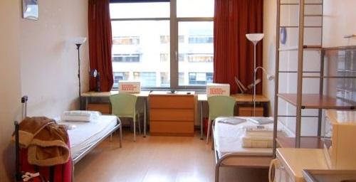 Bạn cũng có thể thuê căn hộ hoặc nhà riêng nếu muốn có không gian thoải mái