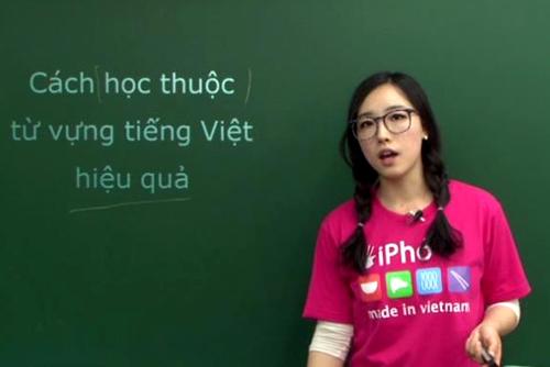 Nếu giao tiếp thành thạo tiếng Hàn thì bạn có thể đăng kí làm gia sư dạy tiếng Việt cho người bản xứ