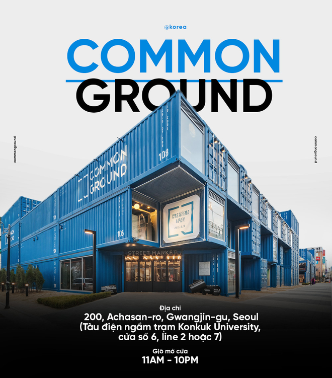 Commond Ground