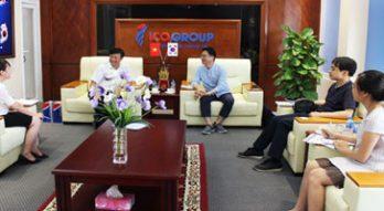 ICOGroup hợp tác với ngôi trường đẳng cấp số 1 Hàn Quốc – Đại học Kyung Hee