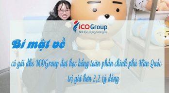 Bí mật về cô gái dhs ICOGroup đạt học bổng toàn phần chính phủ Hàn Quốc năm 2019 trị giá hơn 2,2 tỷ đồng
