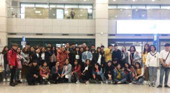 ICO Korea chào đón gần 60 du học sinh nhập học trường Đại học Sejong, Hàn Quốc