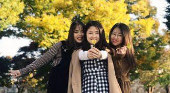 Đẹp nao lòng mùa thu Hàn Quốc qua ảnh check-in của của du học sinh ICOGroup