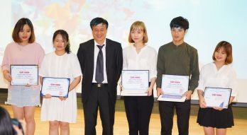 ICOGroup vinh danh 10 du học sinh tiêu biểu đã có thành tích xuất sắc tại các Trường đại học Hàn Quốc trong năm học 2016 – 2017