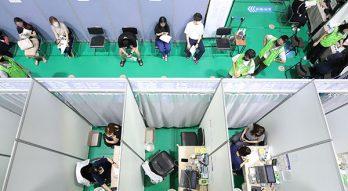 Du học sinh Hàn Quốc bắt đầu tiêm vắc xin Covid-19 từ 26/8/2021