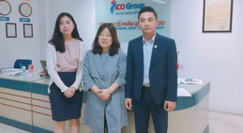 Tập đoàn ICOGroup thúc đẩy hợp tác với Trường Đại học Hosan Hàn Quốc