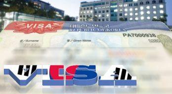 Quy định về gia hạn visa hoặc đổi visa cho du học sinh Hàn Quốc 2019