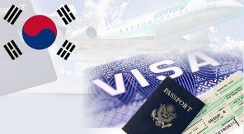 Các giấy tờ cần thiết để xin visa du học Hàn Quốc